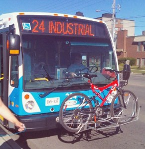 My Bus.