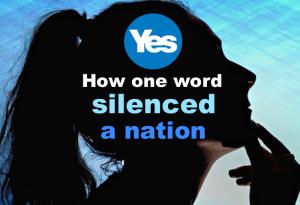 how one word silenced